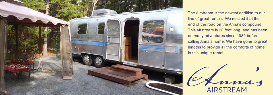 Airstream Vaction Rental